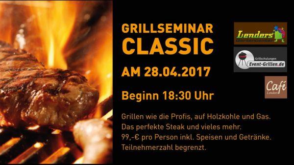 CLASSIC-Grillseminar