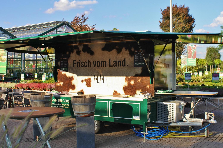 1. Lenders-Gents-Night wurde zum Erfolg!Lenders Gartencenter