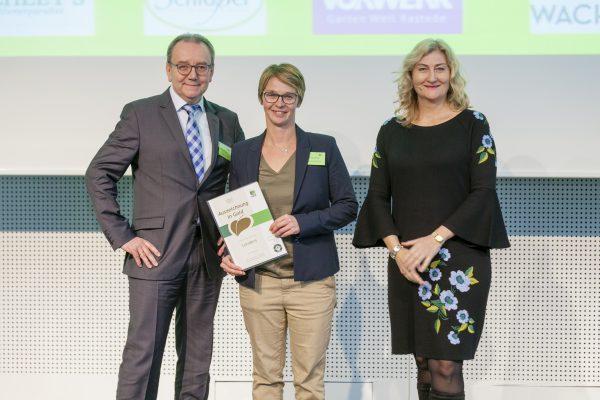 Zum 8. Mal vom Verband Deutscher Garten-Center (VDG) als FachGartenCenter ausgezeichnet