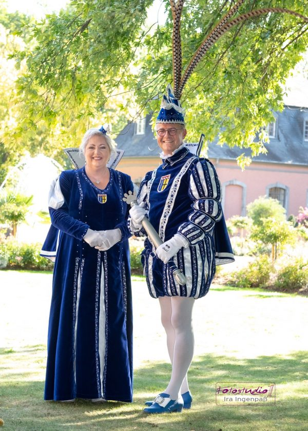 Prinzenpaar der Stadt M-gladbach kommt zu Besuch!