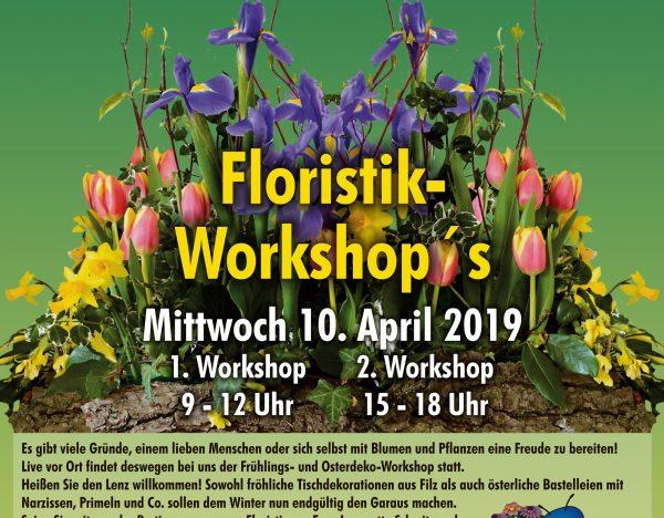 "Floristik-Seminar ""Oster-Dekoration"""